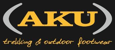 Logo AKU trekking ¬ outdoor footwear