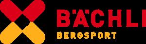 Logo Bächli Bergsport